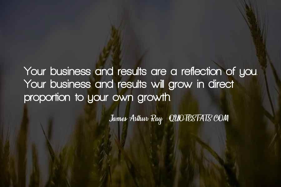 Business Results Quotes #578147