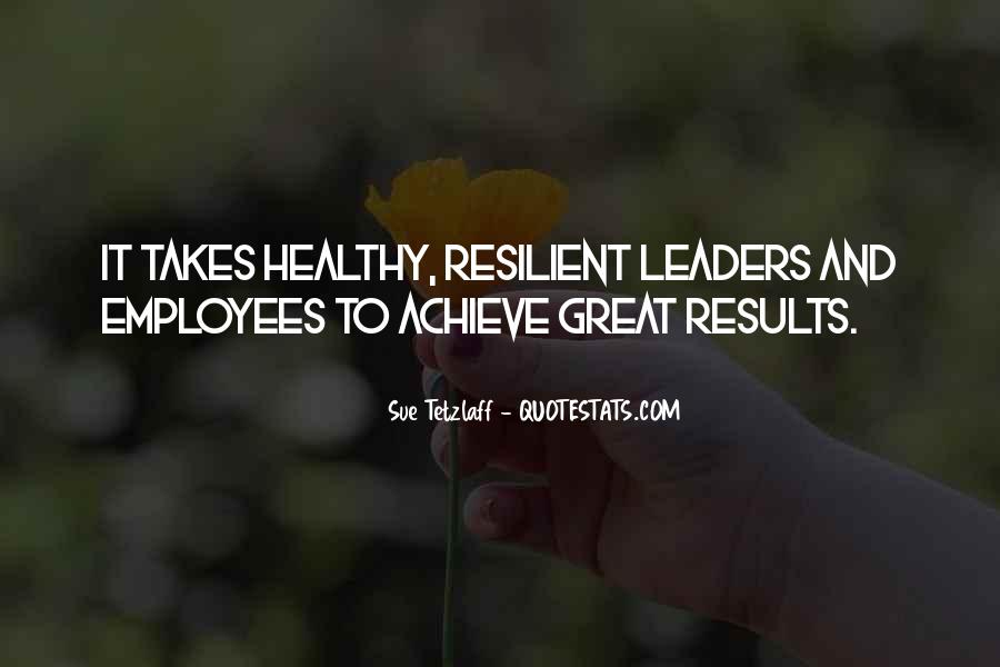 Business Results Quotes #75353