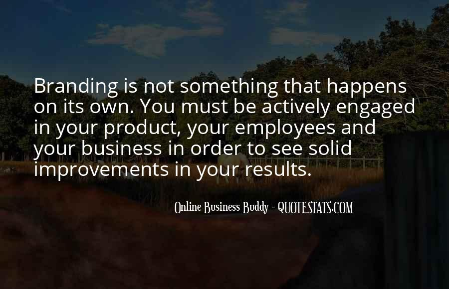 Business Results Quotes #940037