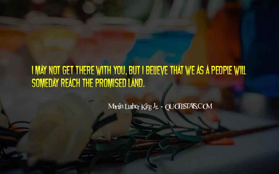 But You Promised Quotes #1660889