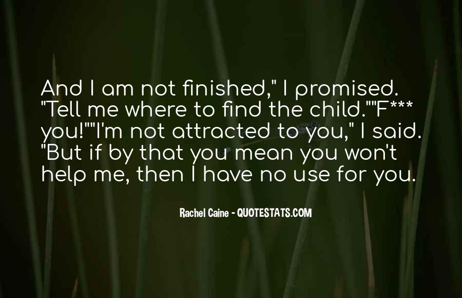 But You Promised Quotes #1830798