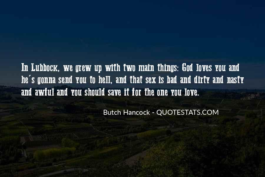 Butch O'hare Quotes #30572