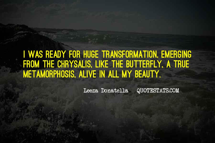 Butterfly Emerging Quotes #443395