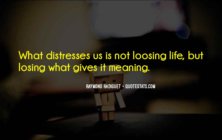 Quotes About Loosing #1463716