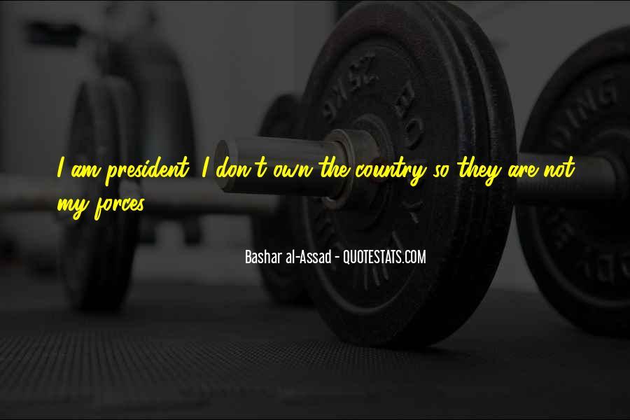 C Assad Quotes #124108