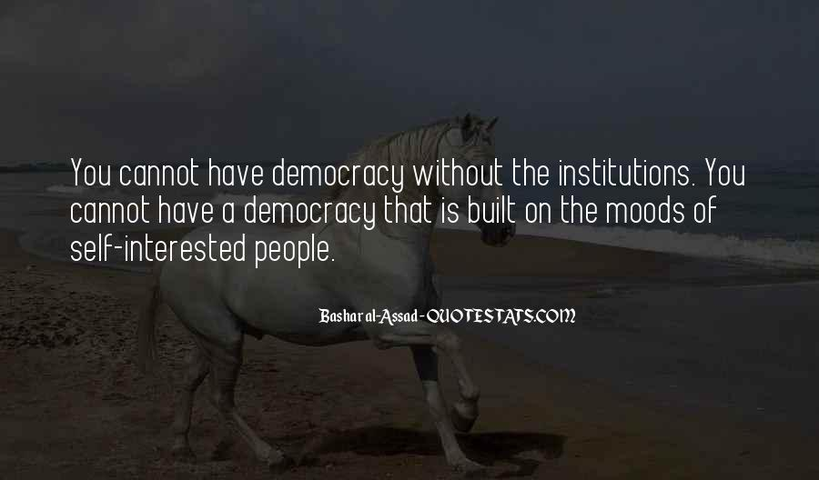 C Assad Quotes #140007