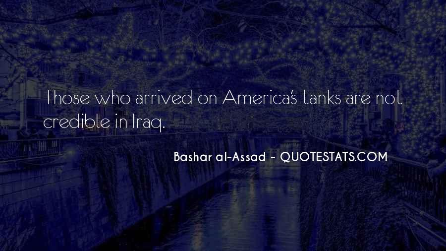 C Assad Quotes #170483