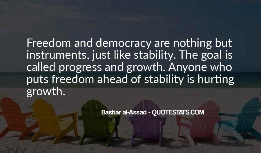 C Assad Quotes #204701
