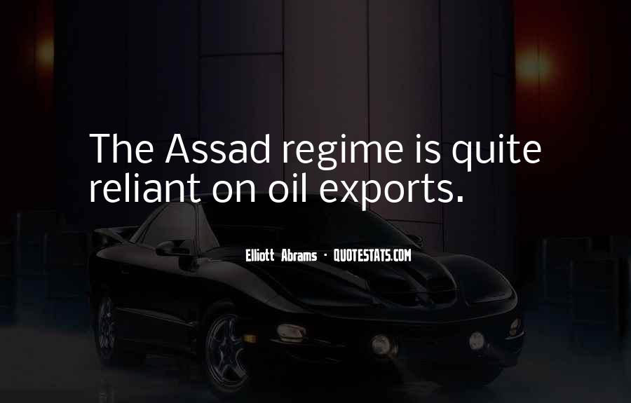 C Assad Quotes #209553