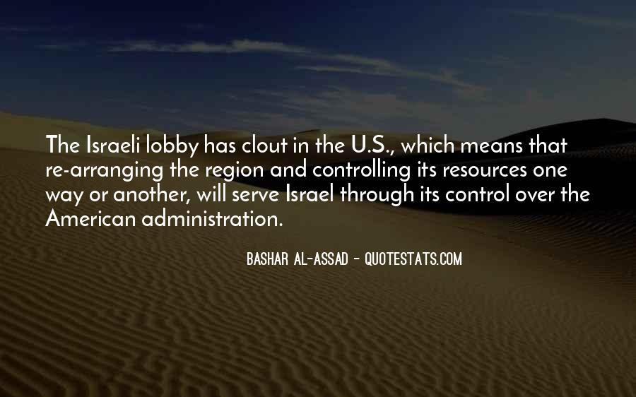 C Assad Quotes #23799