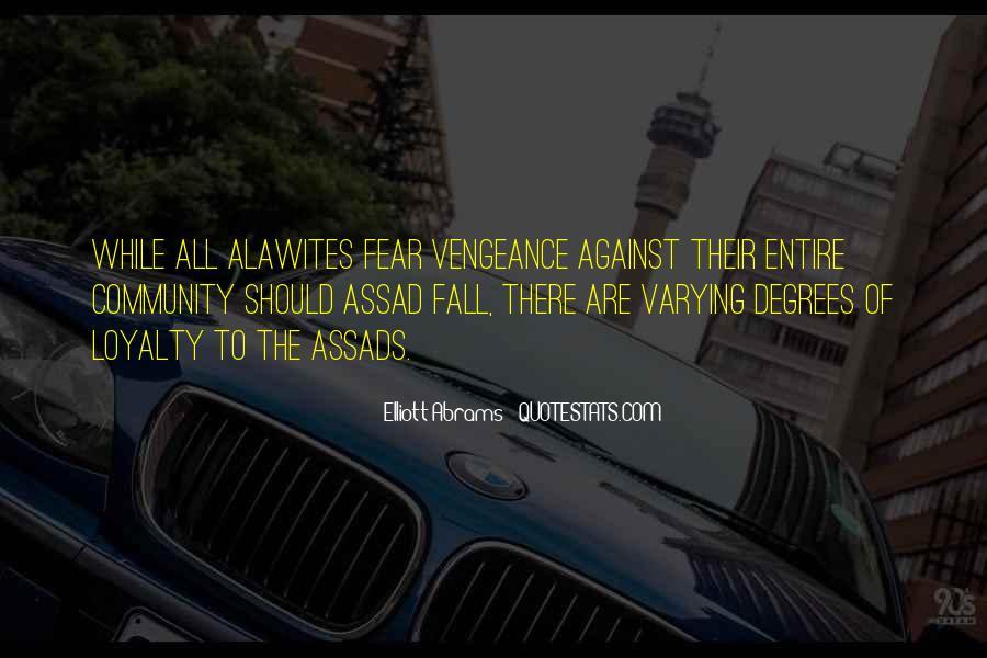 C Assad Quotes #266798