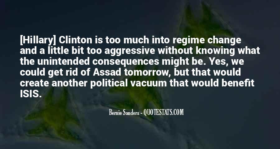 C Assad Quotes #285409