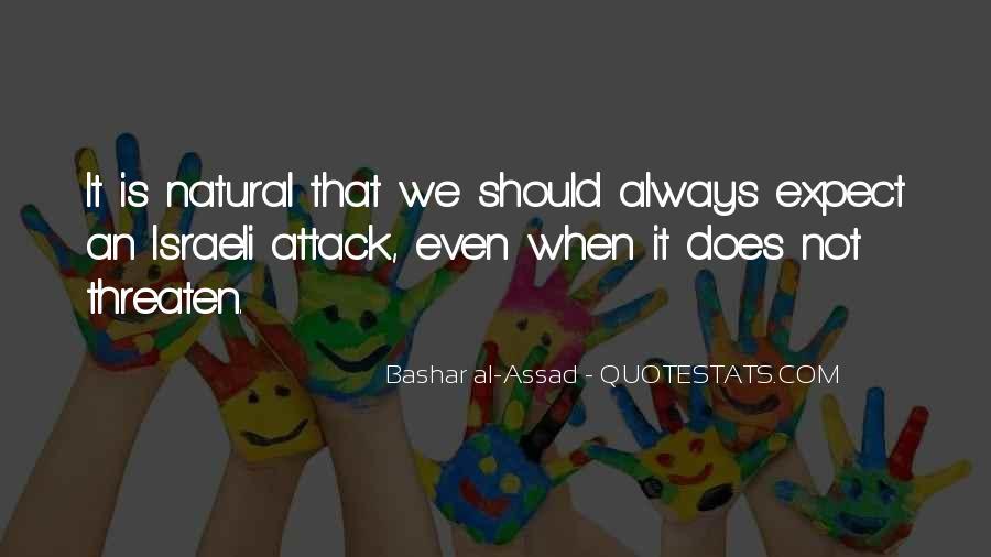 C Assad Quotes #286585