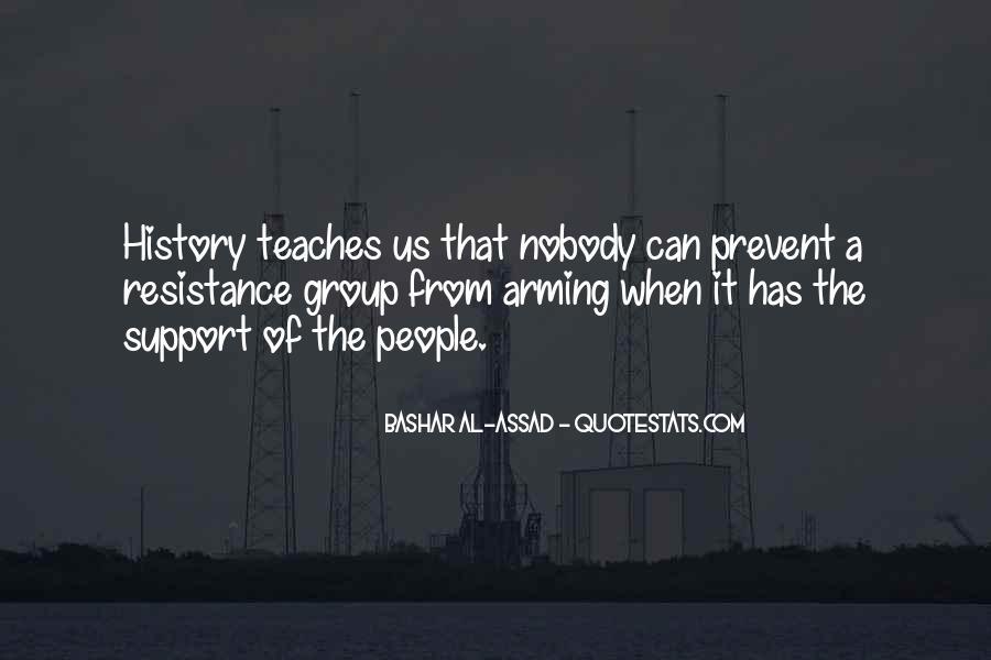 C Assad Quotes #4381
