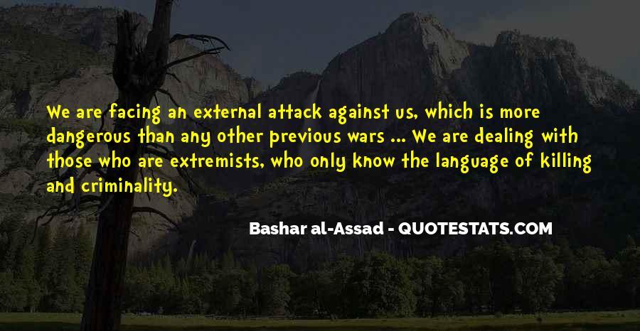 C Assad Quotes #79904
