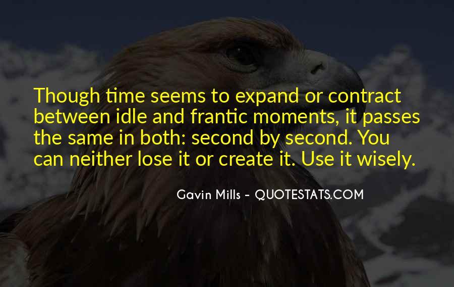 C W Mills Quotes #45814