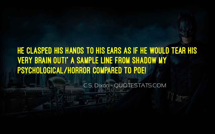 C.s. Quotes #11636
