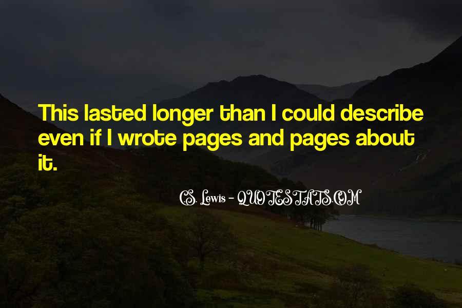 C.s. Quotes #23442