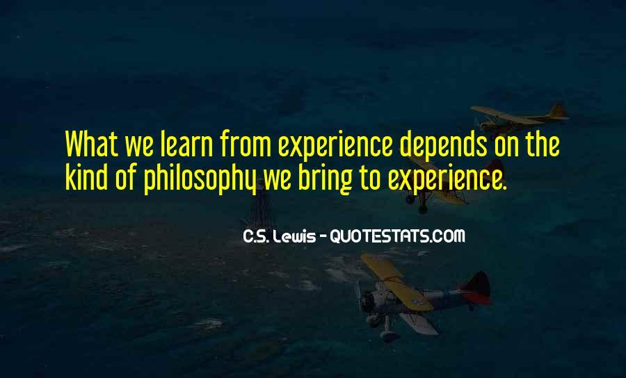 C.s. Quotes #23562