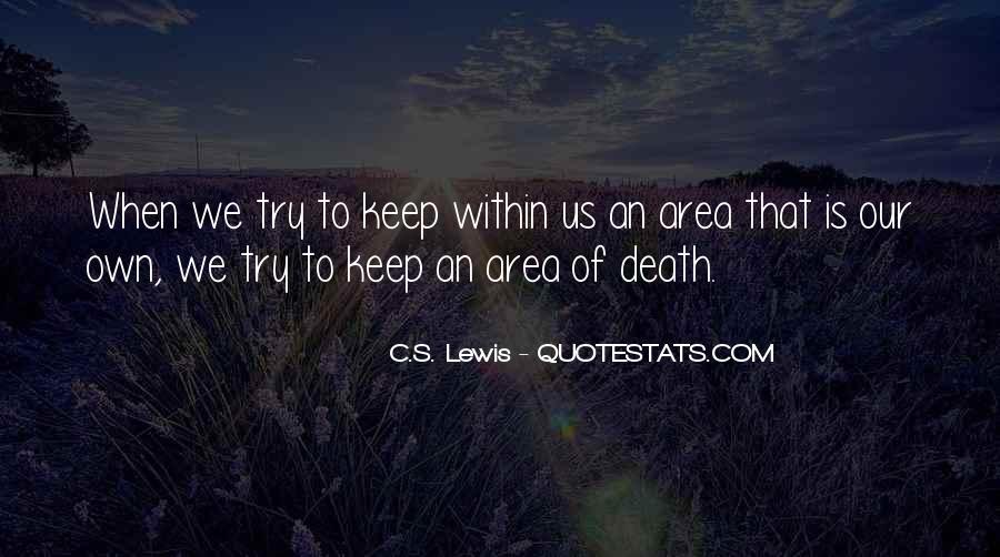 C.s. Quotes #32583