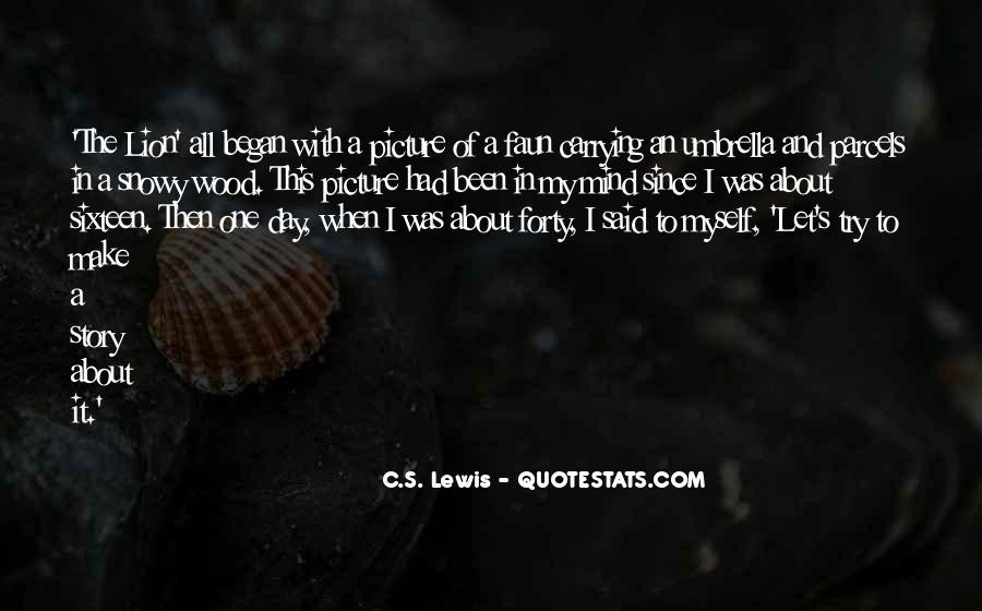 C.s. Quotes #32871