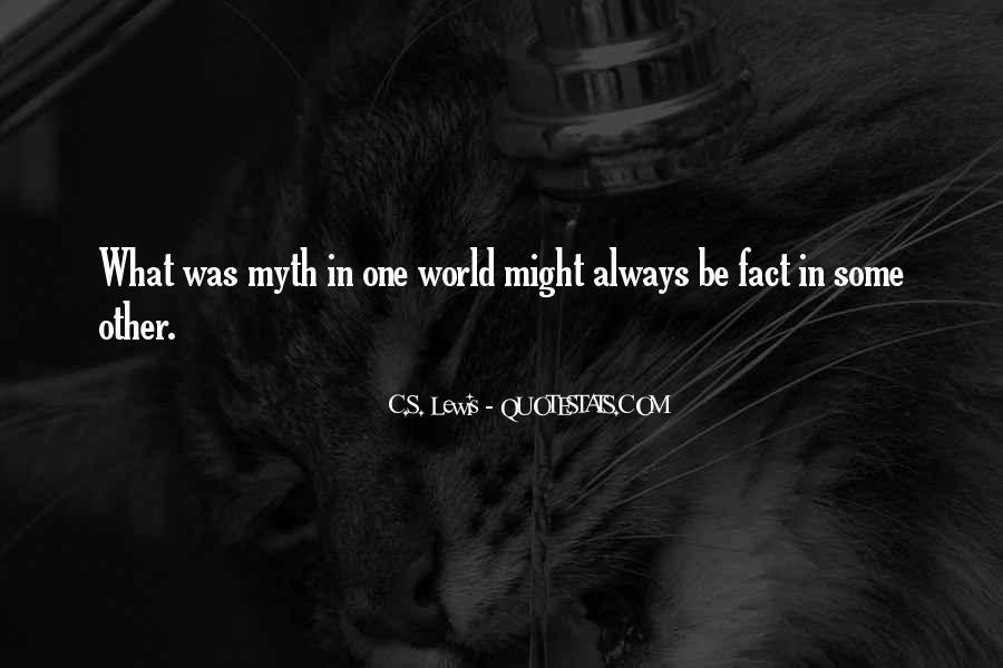 C.s. Quotes #781