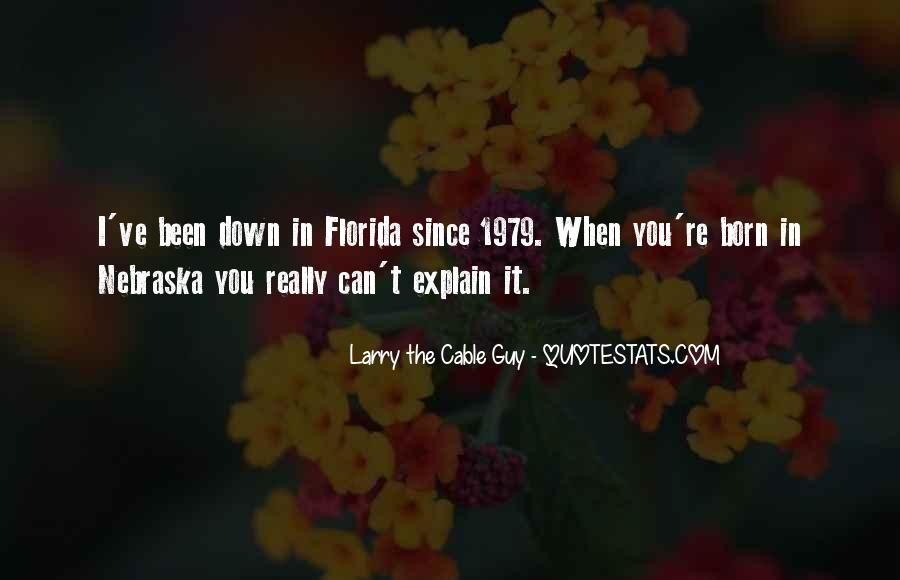 Cable Guy Quotes #1471935