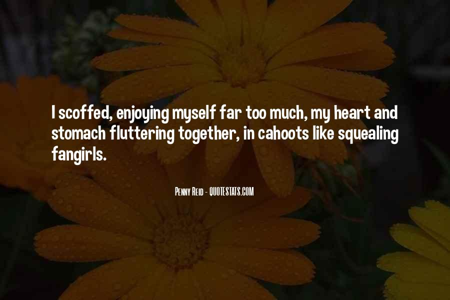 Cahoots Quotes #1635283