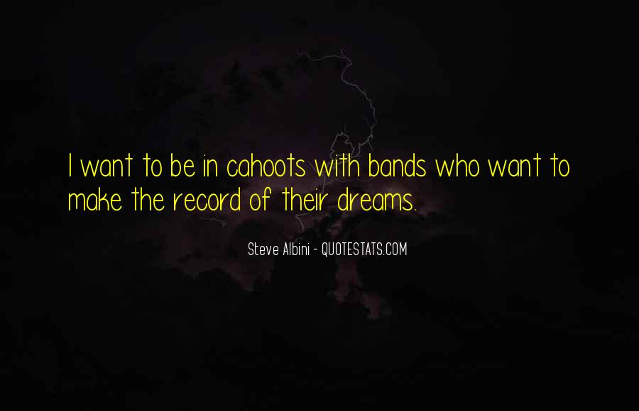 Cahoots Quotes #1807166