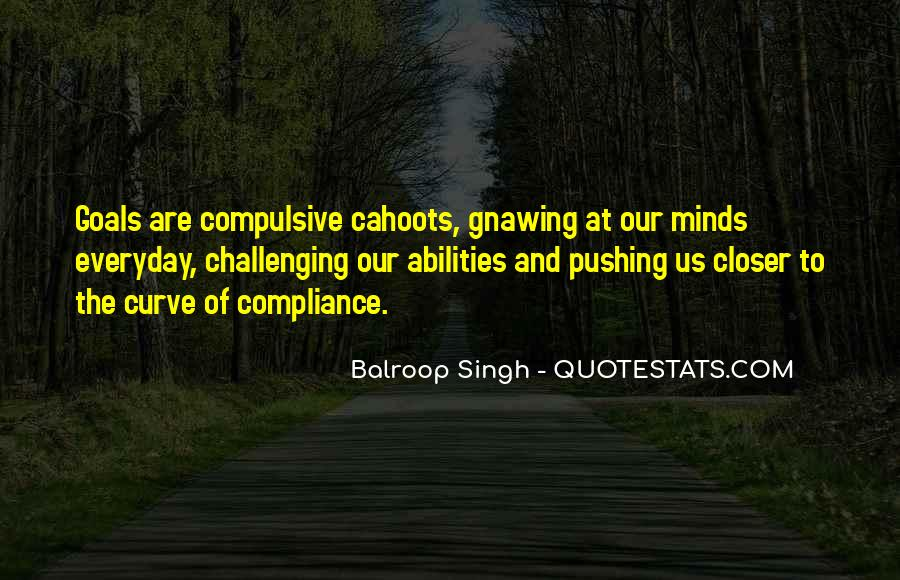 Cahoots Quotes #898824