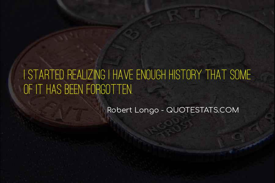 Quotes About Longo #1075585