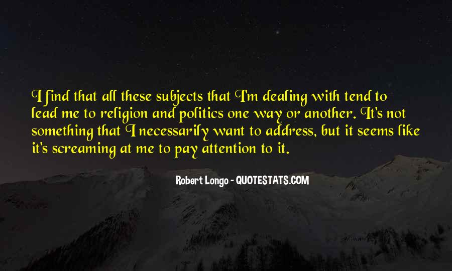 Quotes About Longo #1866857