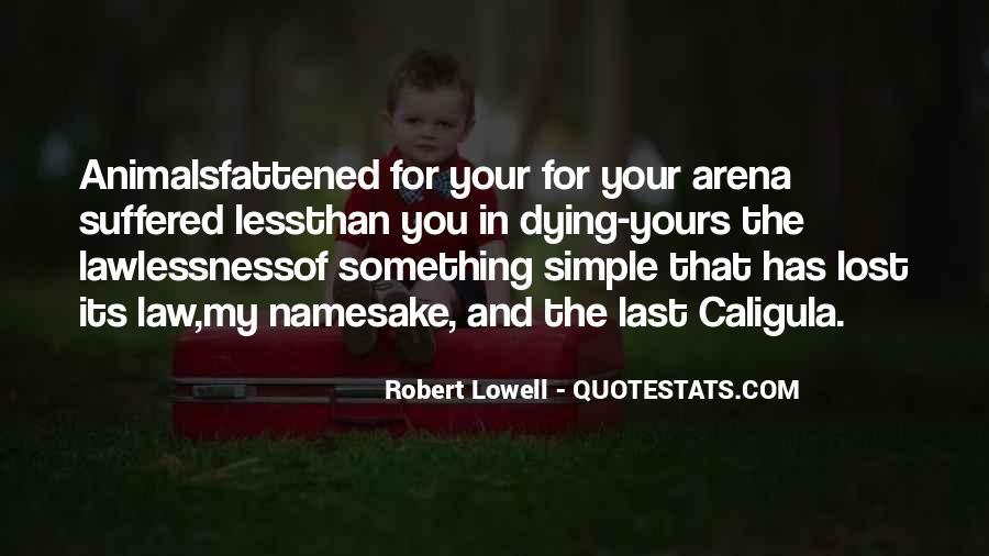 Caligula Best Quotes #944693
