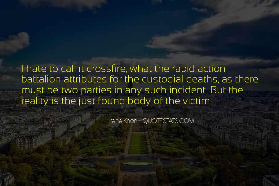Call For Action Quotes #1253932