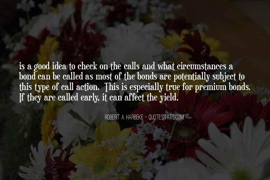 Call For Action Quotes #79707