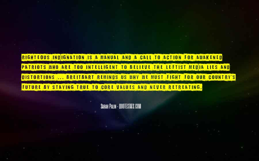 Call For Action Quotes #920094