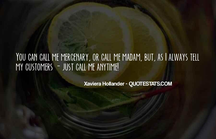 Call Me Madam Quotes #1430030