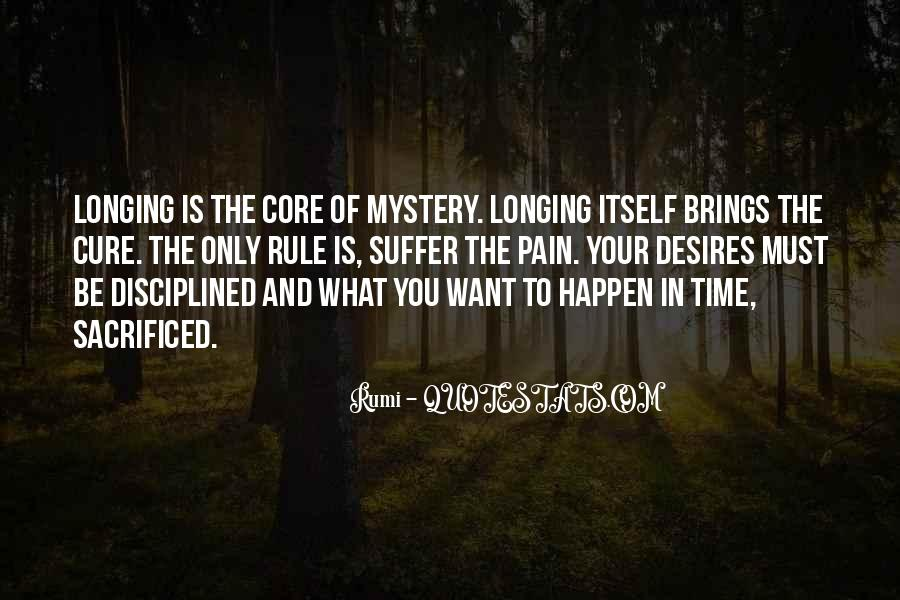 Quotes About Longing And Desire #1102697