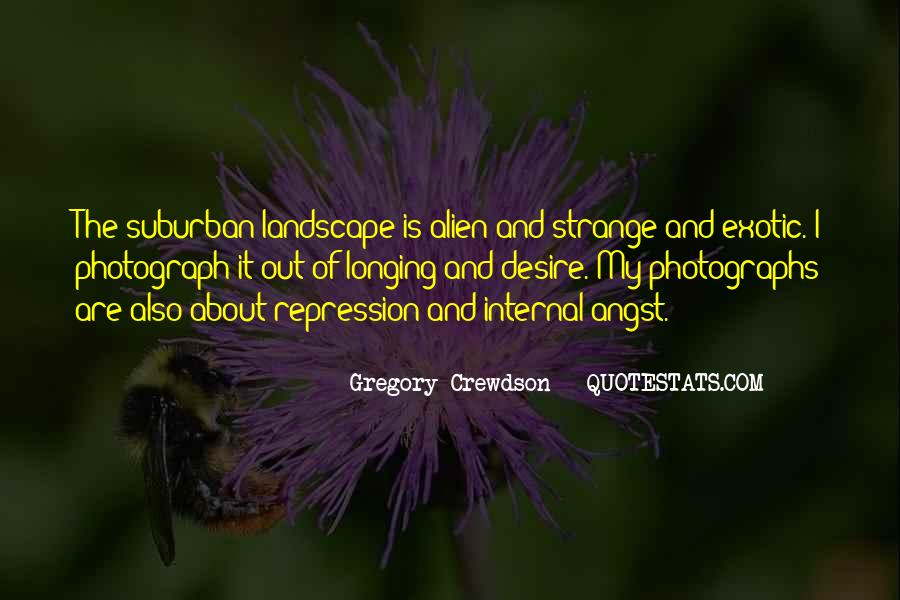 Quotes About Longing And Desire #121280