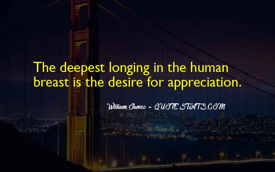 Quotes About Longing And Desire #1395782