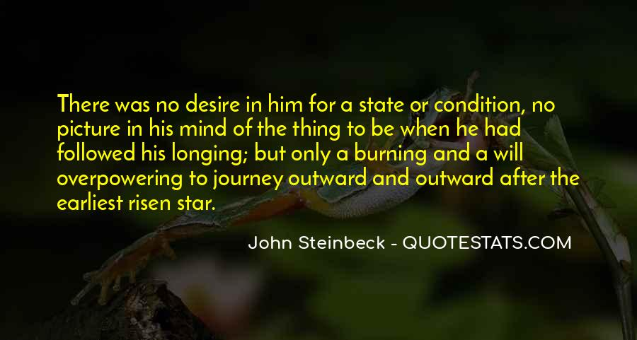 Quotes About Longing And Desire #1452302