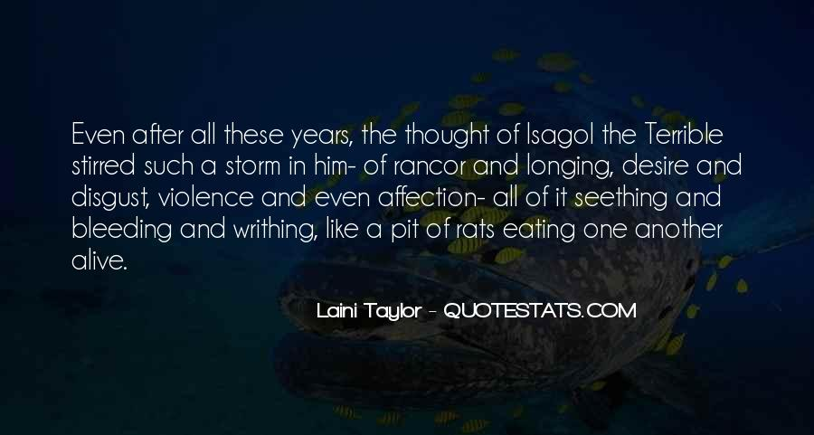 Quotes About Longing And Desire #1478795