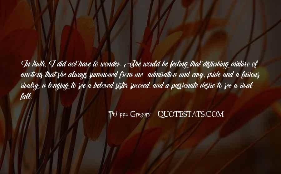 Quotes About Longing And Desire #370889