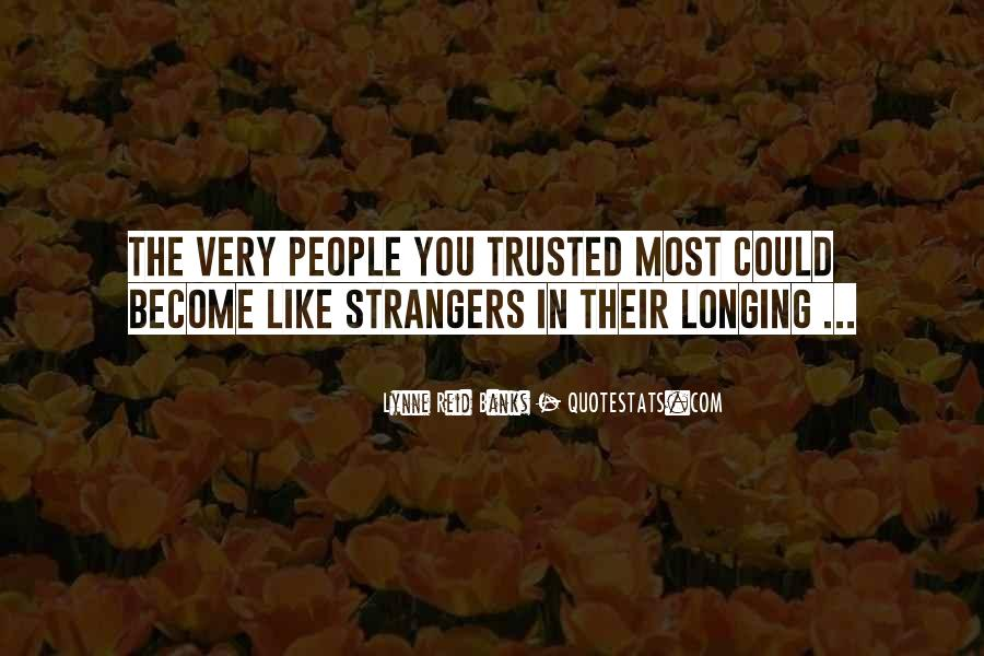 Quotes About Longing And Desire #762491