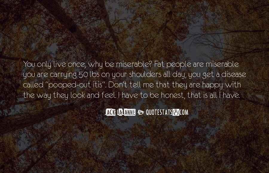 Called Fat Quotes #1210636