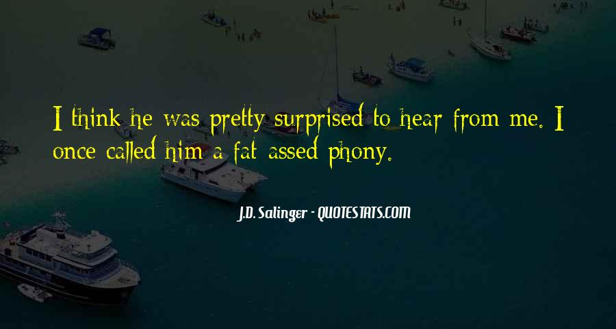 Called Fat Quotes #1436855