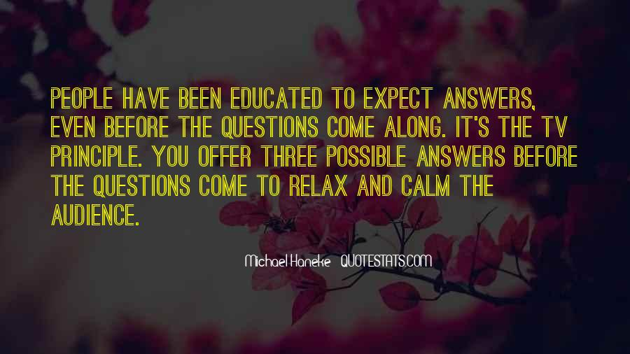 Calm Down And Relax Quotes #917380