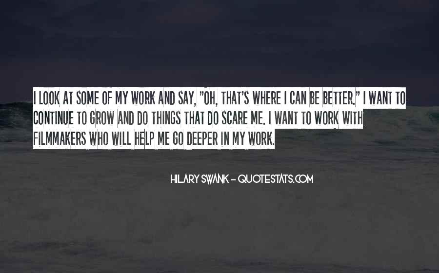 Can Do Better Quotes #13087
