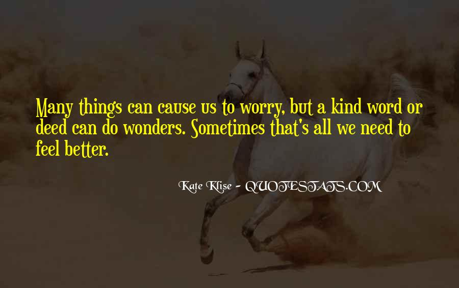 Can Do Better Quotes #143030