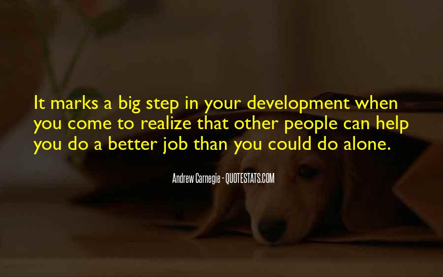Can Do Better Quotes #156222